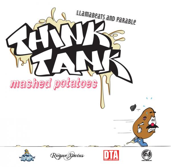 Think Tank (Llamabeats & Parable) - People of the Sun ft. Wrekonize of Mayday! **mp3**