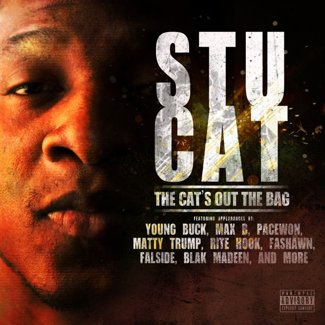 Stu Cat - The Cat's Out The Bag