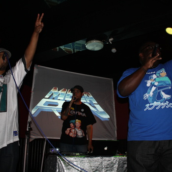"Mega Ran & K-Murdock - ""Dream Master"" (Live from the UK) **mp3**"