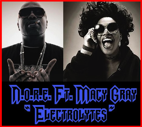 "N.O.R.E. ""Electrolytes"" ft. Macy Gray **mp3**"
