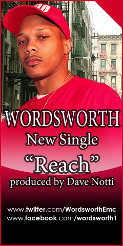 "Wordsworth ""Reach"" **mp3**"
