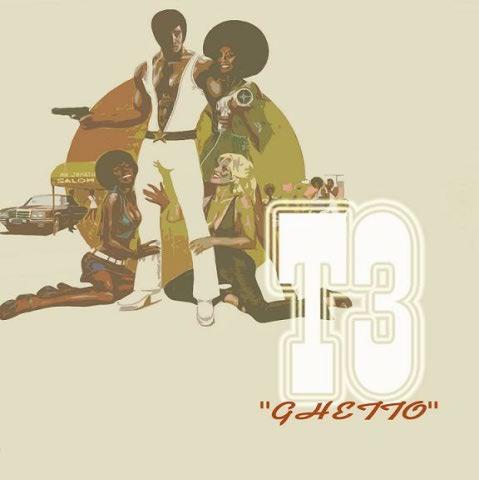 """T3 (Slum Village) """"Ghetto"""" **Audio**"""