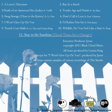 Brute-iful.com & Black Cloud Music Present  FAIMKILLS - GOOD TIMES  FOR A CHANGE