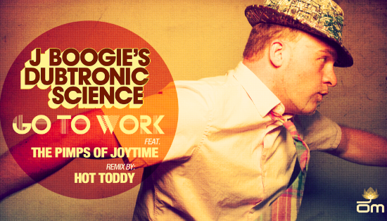 J Boogie's Dubtronic Science - Goes To Work **Audio**