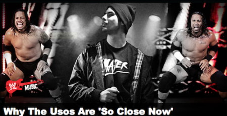 Wwe so close now the usos - The usos theme song so close now ...