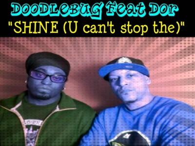 Doodlebug (Digable Planets) - Shine ft. DOR **Audio**