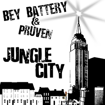 Bey Battery & Pruven - Jungle City **mp3**