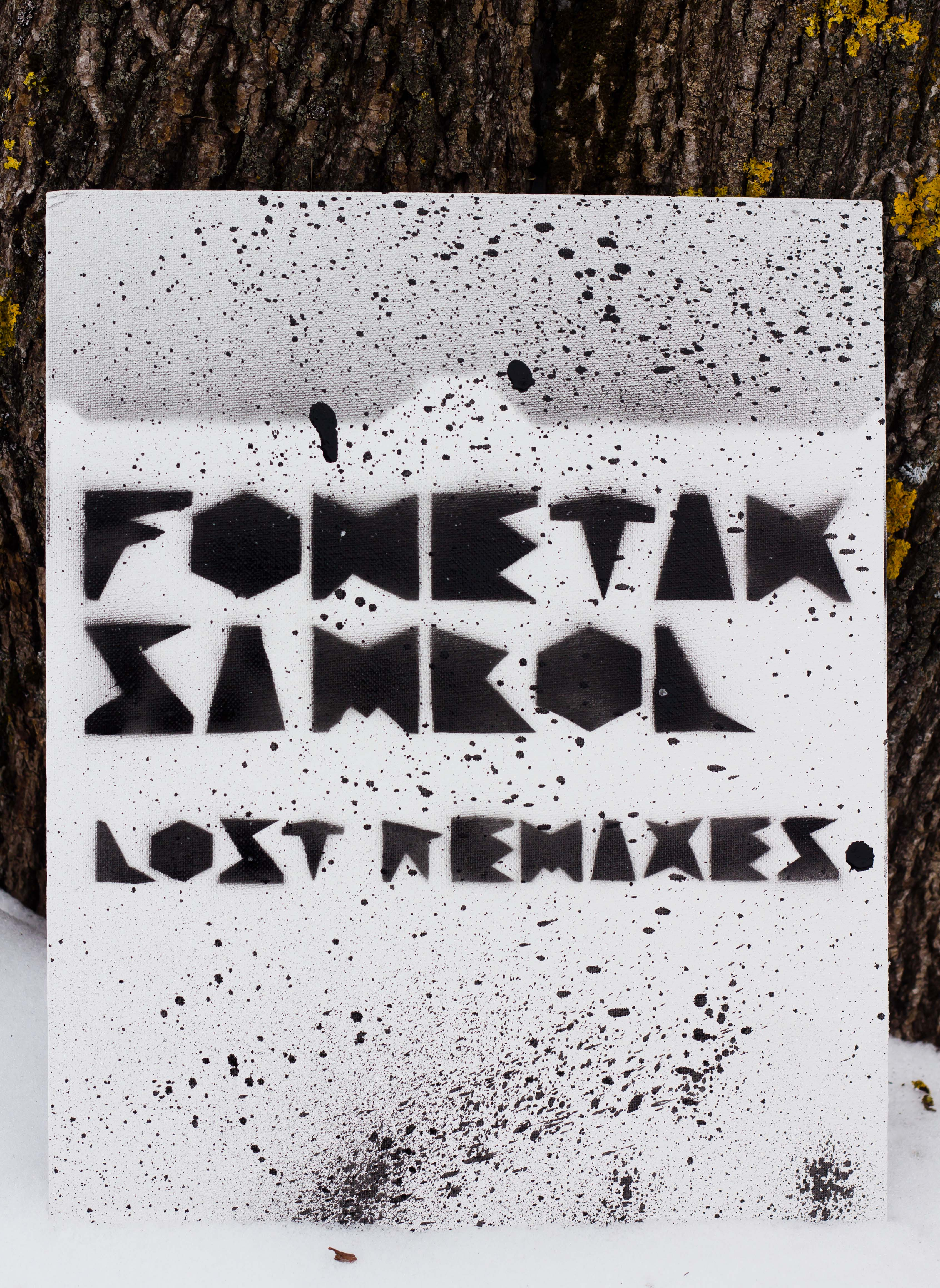 Fonetik Simbol - Lost Remixes **Audio**
