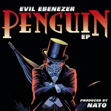 Evil Ebenezer - Half Bird Half Man **Audio**
