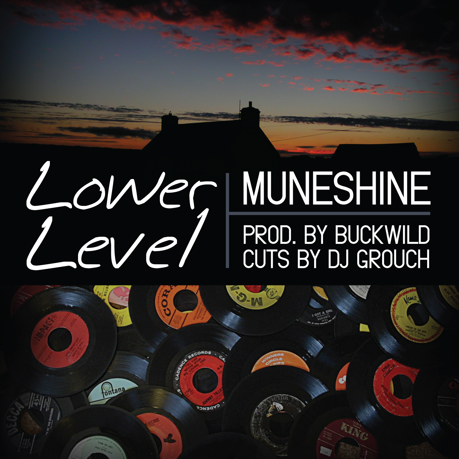 Muneshine - Lower Level **Audio**