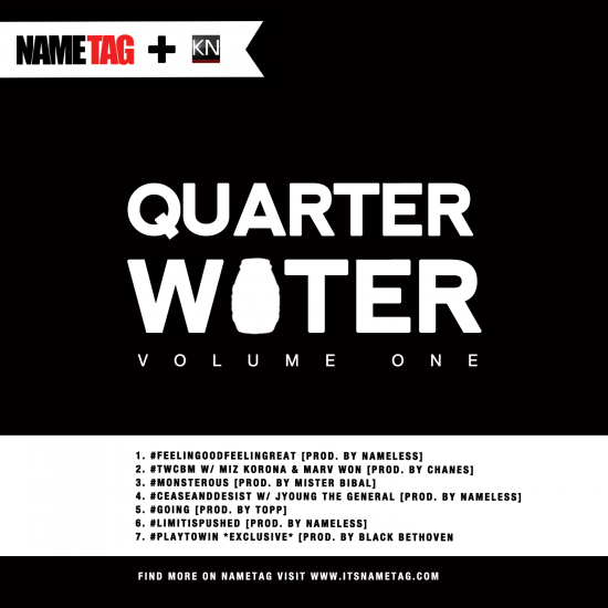 Nametag - Quarter Water Vol. 1