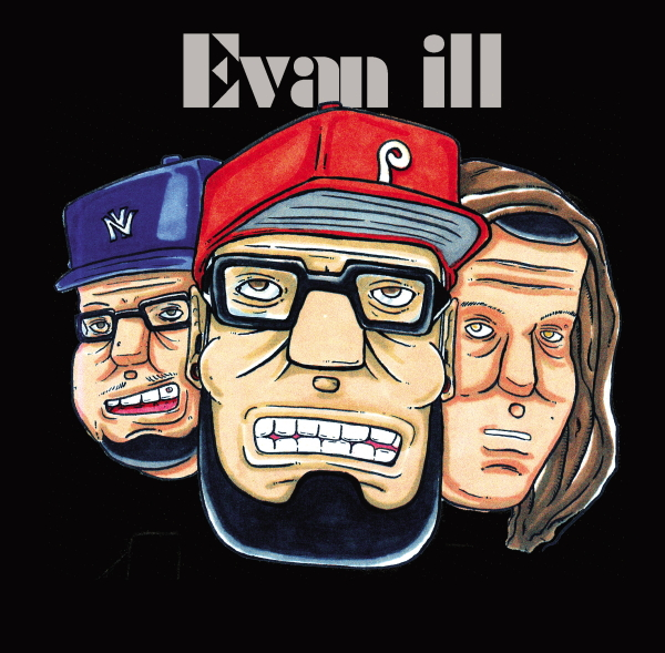 Evan Ill (Evolve & Ill Fisto) - Art of the Bum Rush ft. Masai Bey **Audio**