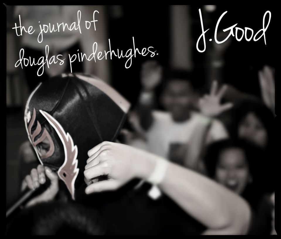 J.Good - The Journal of Douglas Pinderhughes EP