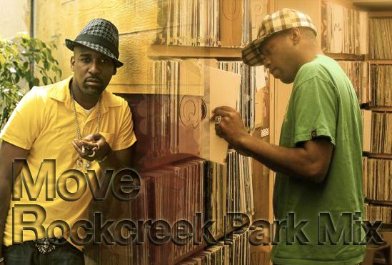 Raashan Ahmad - MOVE (Rock Creek Mix) ft. Aceyalone **mp3**