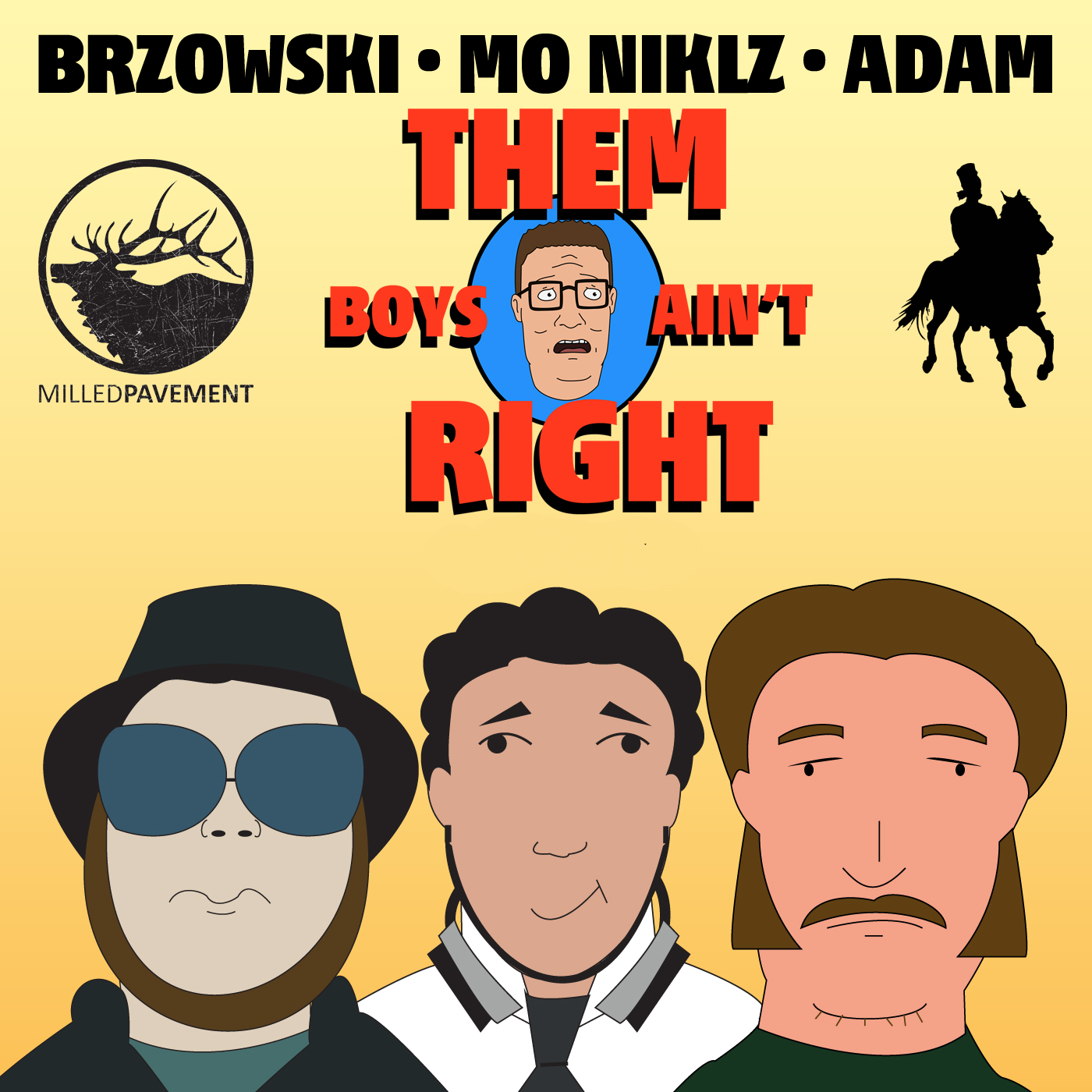 ADAM x Brzowksi x Mo Niklz -  Them Boys Ain't Right [MP3]