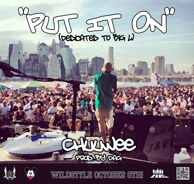 Chuuwee - Put It On [mp3]