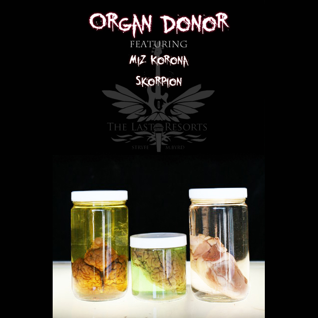 Stryfe - Organ Donor ft. Miz Korona & Skorpion [mp3]