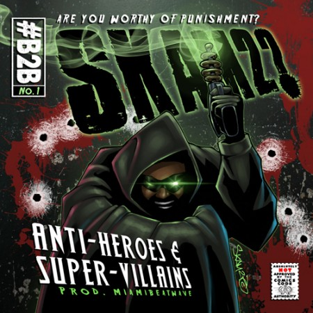 SKAM2_Anti-Heroes and Villains_cover_