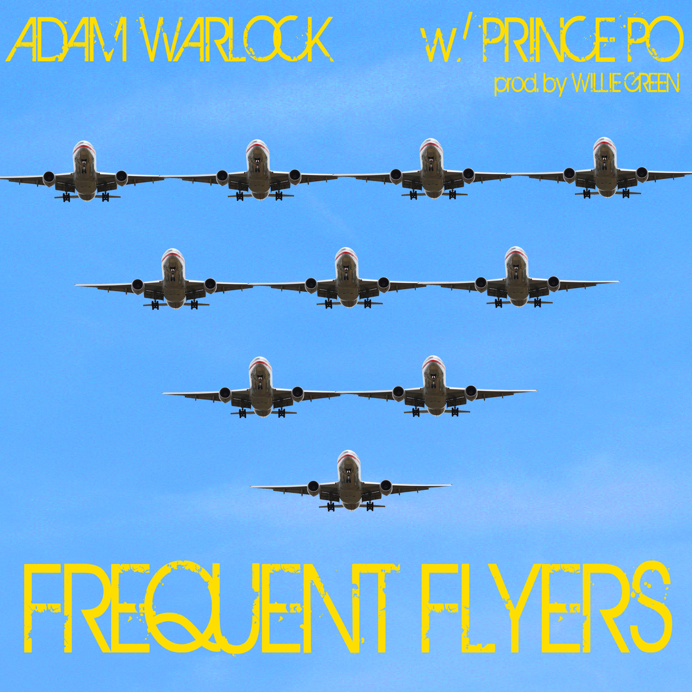 Adam Warlock - Frequent Flyers ft. Prince Po [mp3]