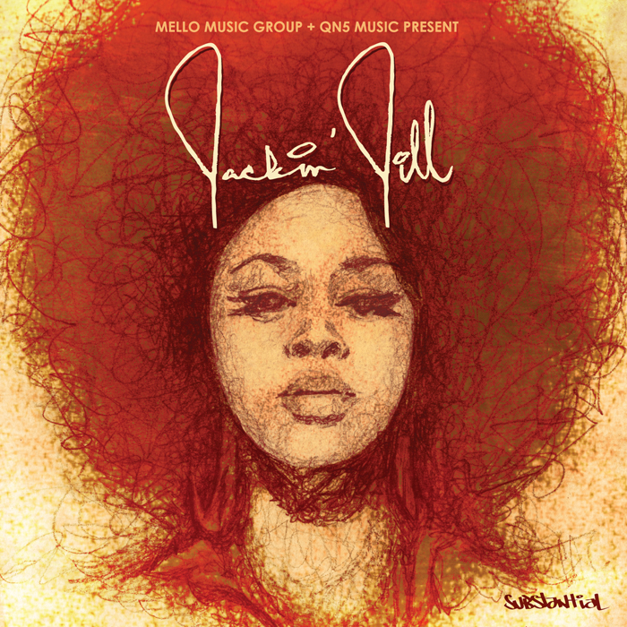 Substantial - Golden Lady (Jill Scott Tribute) ft. Steph The Sapphic Songstress [mp3]