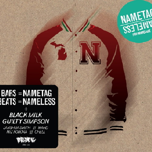 Nametag & Nameless - Oxymoron ft. Black Milk [audio]