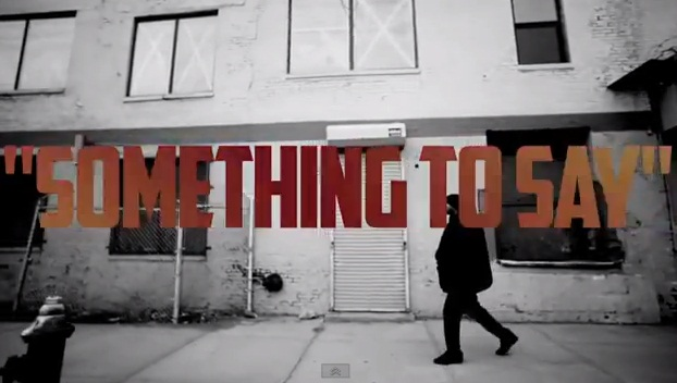 "Pacewon & Mr. Green ""Something to Say"" [video]"