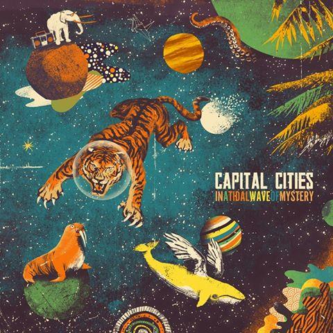 Capital Cities - Farrah Fawcett Hair ft. André 3000 [stream]
