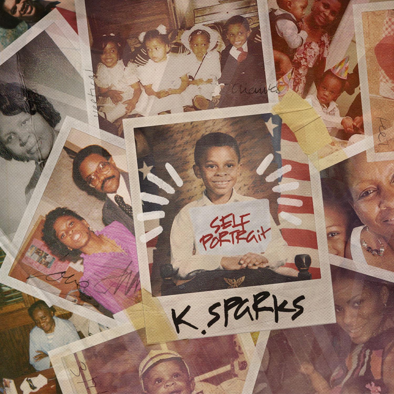 K. Sparks - Self Portrait LP [stream]
