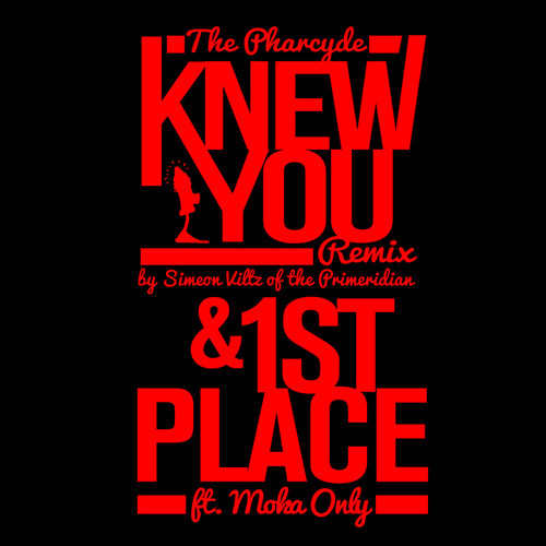 "The Pharcyde ""Knew You Remix"" ft. Kevyn Richmond + ""1st Place Remix"" ft. Moka Only [audio]"