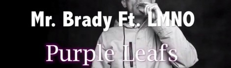 Mr. Brady - Purple Leafs ft. LMNO [video]