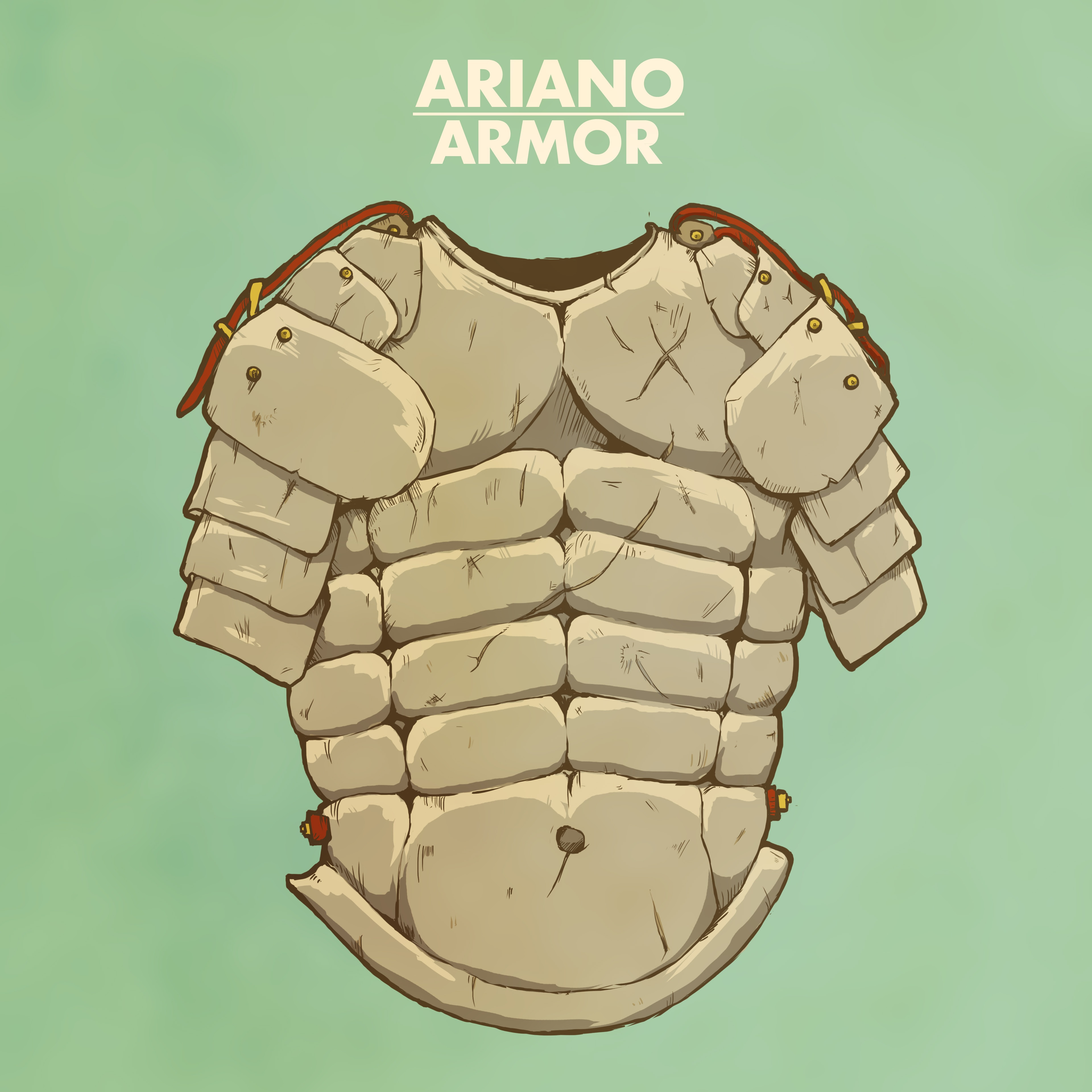 "Ariano ""Armor"" [video]"