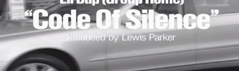 """LIl Dap """"Code Of Silence"""" (prod by Lewis Parker) [video]"""