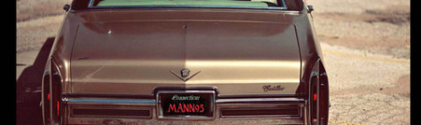 "Mann95 ""Something For The Cadillac"" (prod. Little Vic) [audio]"