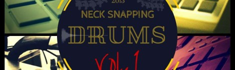 "Confidence ""Neck Snapping Drums Vol.1"""