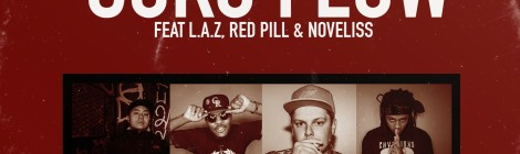 "DJ Soko ""Soko Flow"" ft. L.A.Z., Red Pill, Noveliss (Prod by Nameless) [audio]"