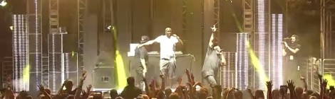 "De La Soul performing ""Oooh."" at the Sound In Focus Concert Series [video]"