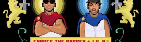 Chance The Rapper & Lil B - Free (The Based Freestyle Mixtape)