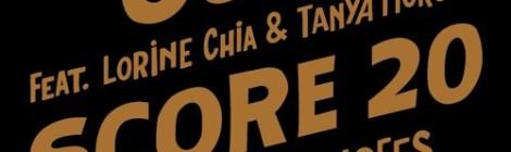 GUTS - SCORE 20 (Tribute to Fugees) ft. Tanya Morgan & Lorine Chia [audio]