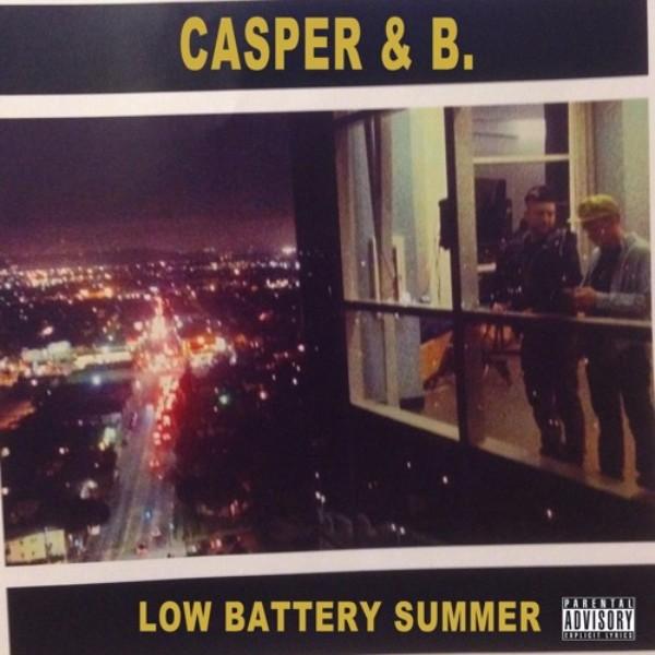 Casper & B. – Low Battery Summer [album]