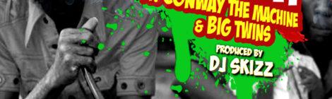 """Milano Constantine """"Rasclat"""" ft. Conway & Big Twins (prod. by DJ Skizz) [audio]"""