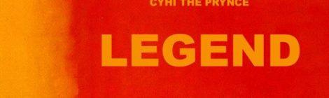 CyHi The Prynce - Legend [audio]