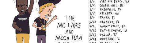 Mega Ran - Introvert Bars [video] + Tour Dates
