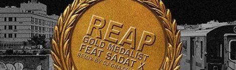 Reap & Sadat X - Gold Medalists (Dj Grazzhoppa Remix) [audio]