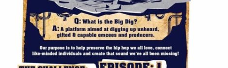 Conifidence & J. Ferra present The Big Dig