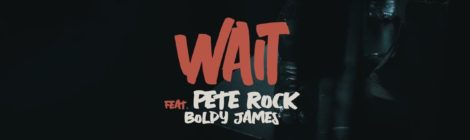 Young RJ - WAIT ft. Boldy James, Pete Rock [video]