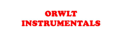 ILLingsworth - ORWLT [instrumentals]