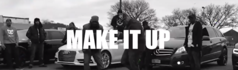 "John Jigg$ x Rockwelz x M.O.U.F ""Make It Up"" (prod by Mic West) [video]"