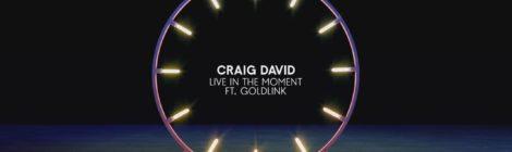 Craig David - Live in the Moment ft. GoldLink [audio]