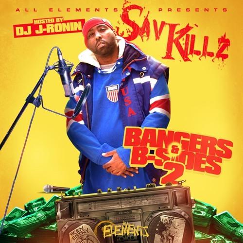Sav Killz - Brooklyn Summer (prod.by Camoflauge Monk) [audio]
