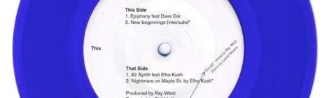 AG & John Robinson - Epiphany EP (feat. Eloh Kush & Dave Dar)